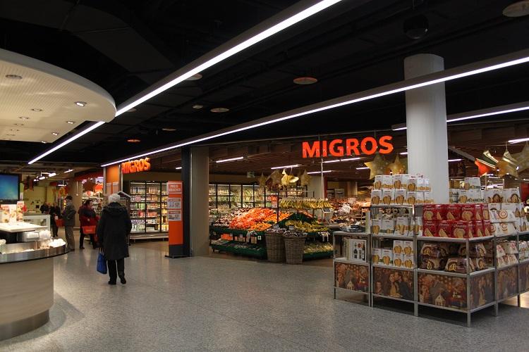 Migros - Migros Biasca